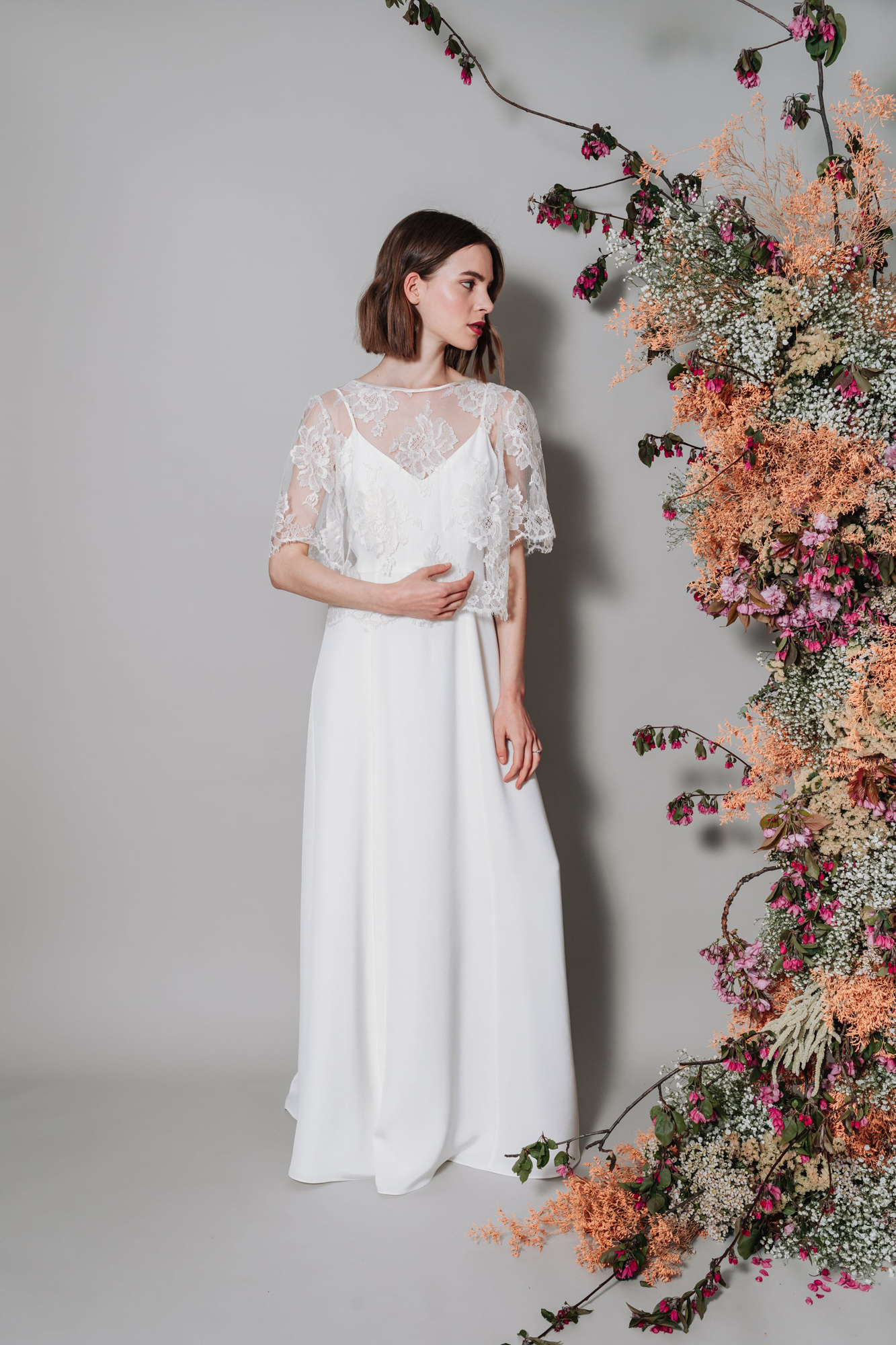 Kate-Beaumont-Sheffield-Rosa-Floral-Lace-Jacket-Snowdrop-Ivory-Matt-Silk-Modern-Wedding-Gown-1.jpg