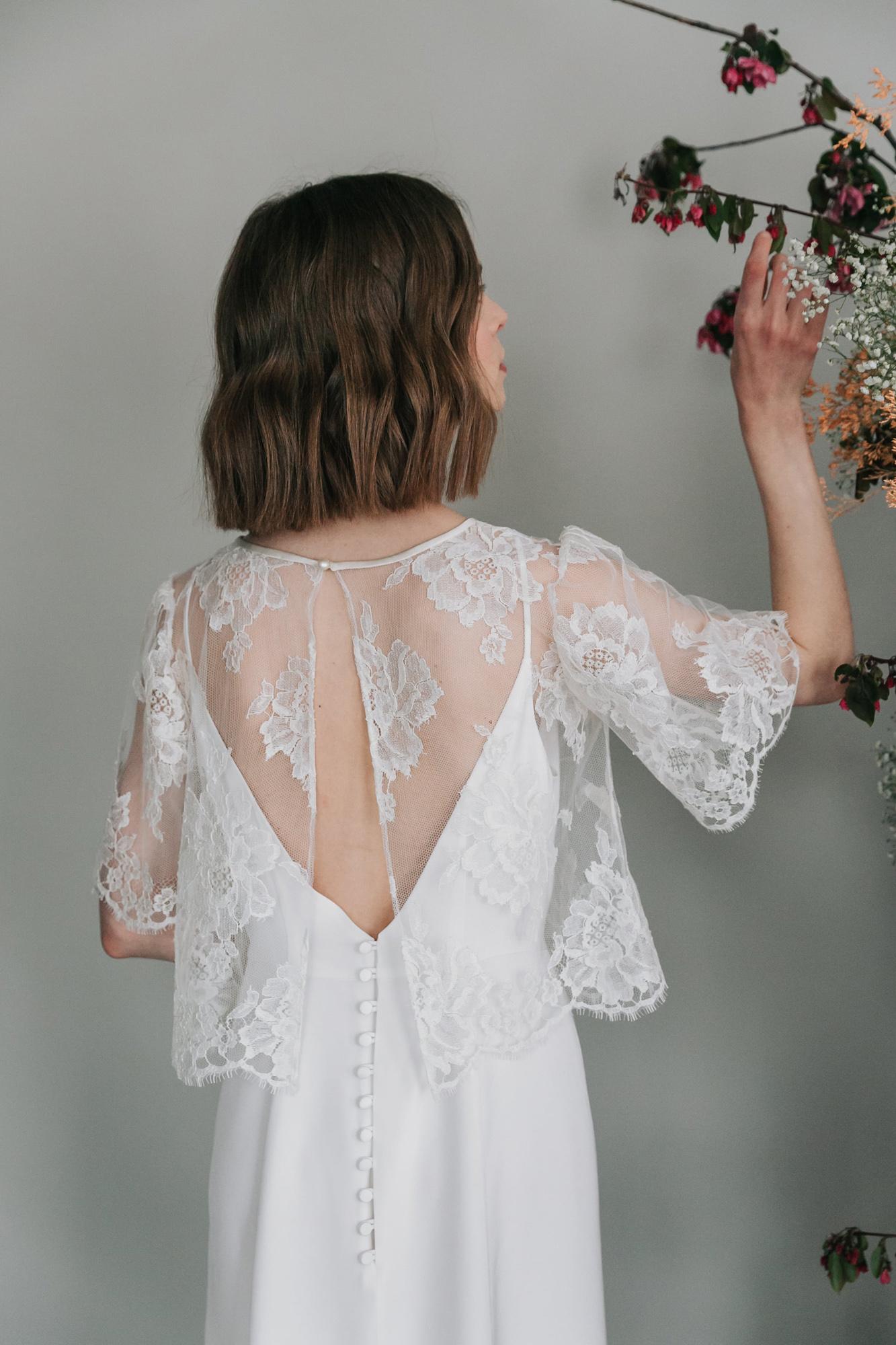 Kate-Beaumont-Sheffield-Rosa-Floral-Lace-Jacket-Snowdrop-Ivory-Matt-Silk-Modern-Wedding-Gown-5.jpg