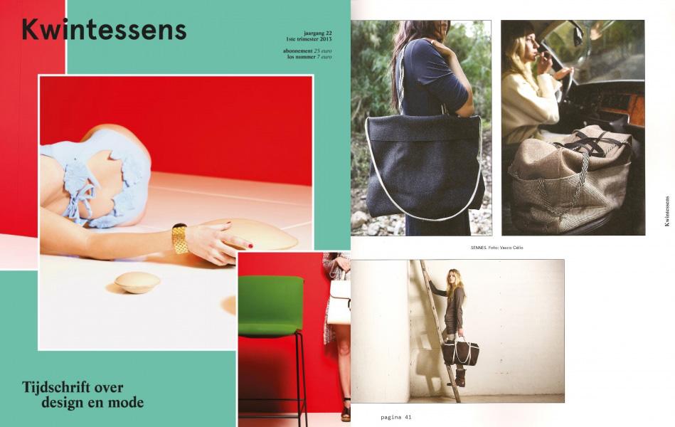Kwintessens jaargang 22 Cross-over tussen mode en design