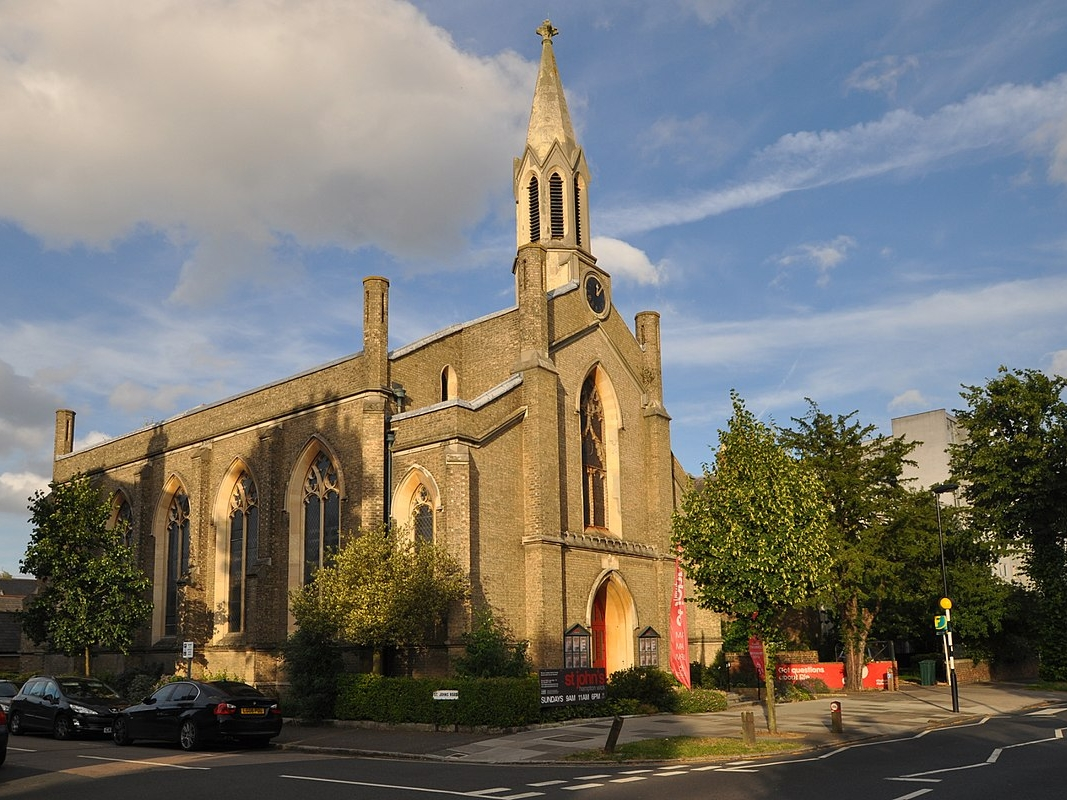 st John's, Hampton Wick -