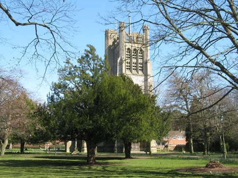st clement's bOscombe, bournemouth -