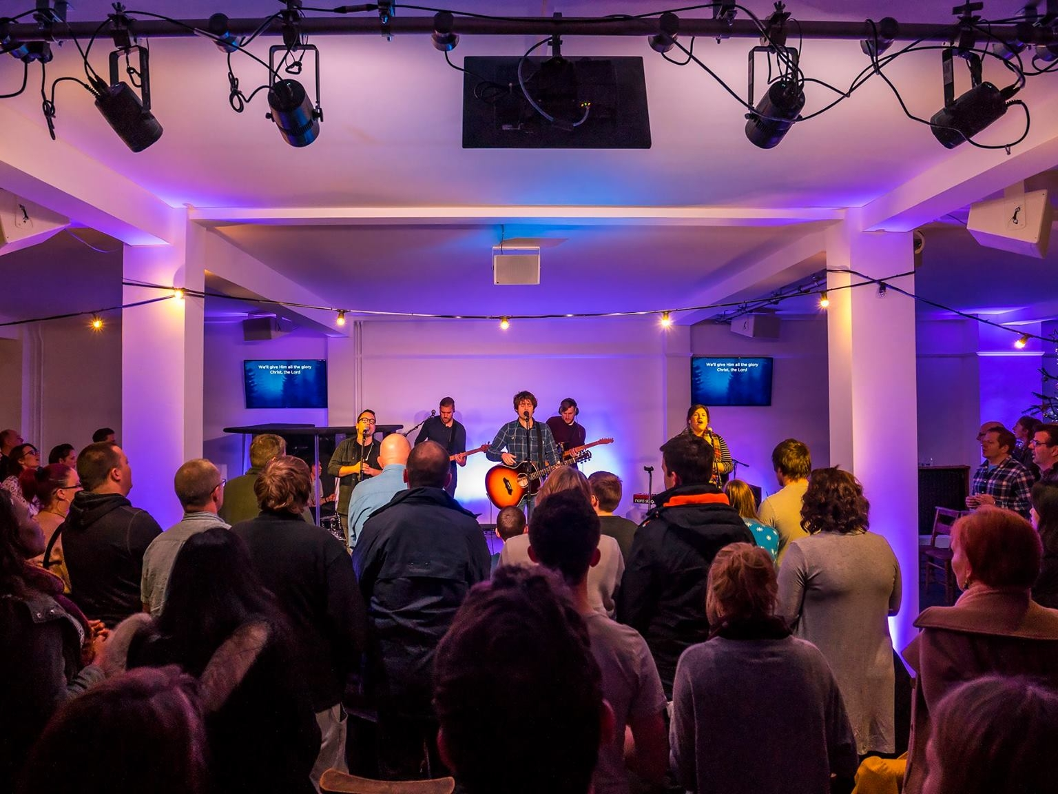 harbour church, portsmouth -