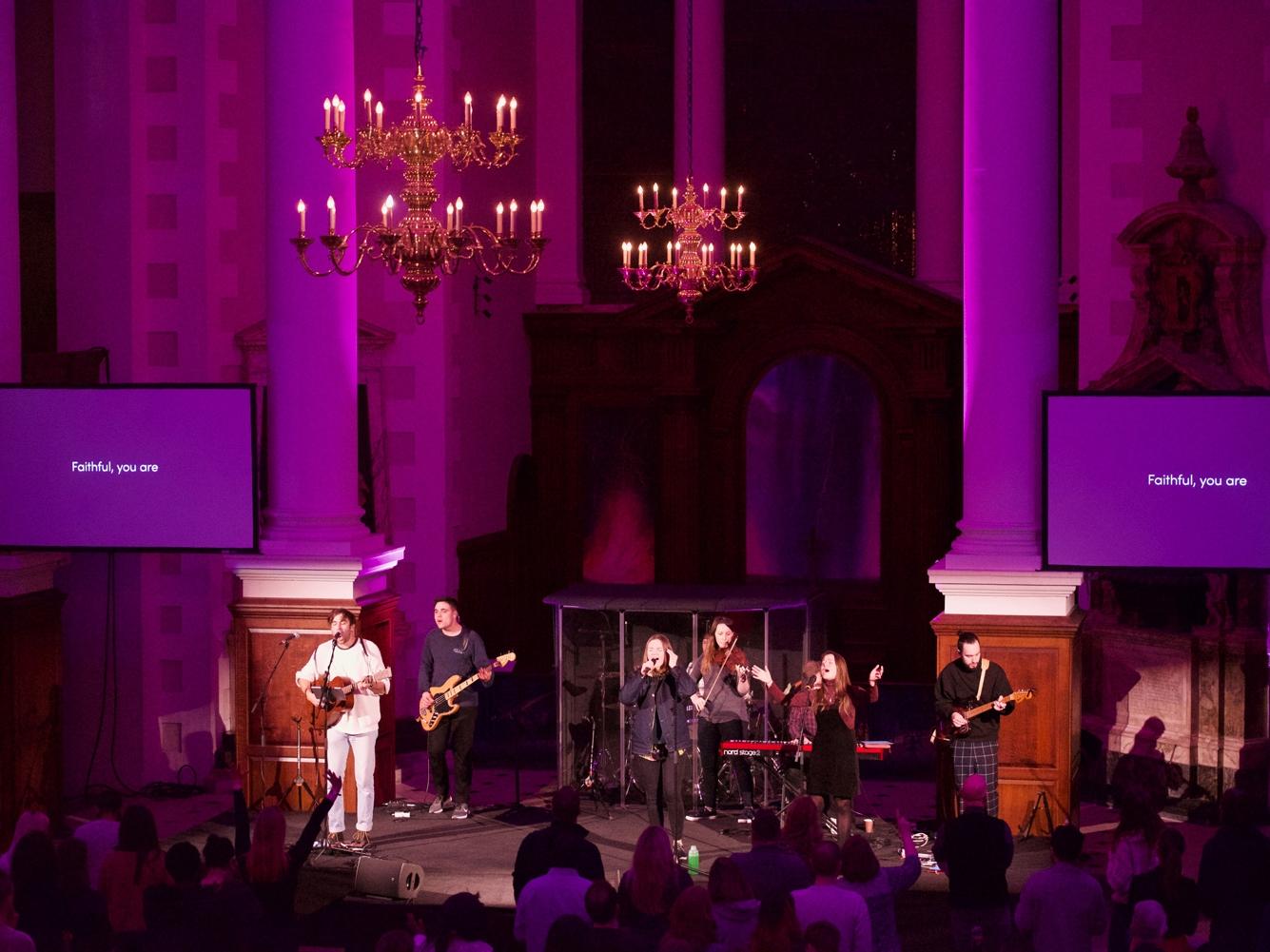Christ church spitalfields -