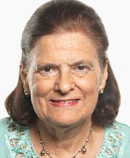 Dr Margaret Hodson - Licensed Lay Minister