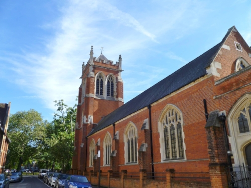 St Dionis, PArsons Green -