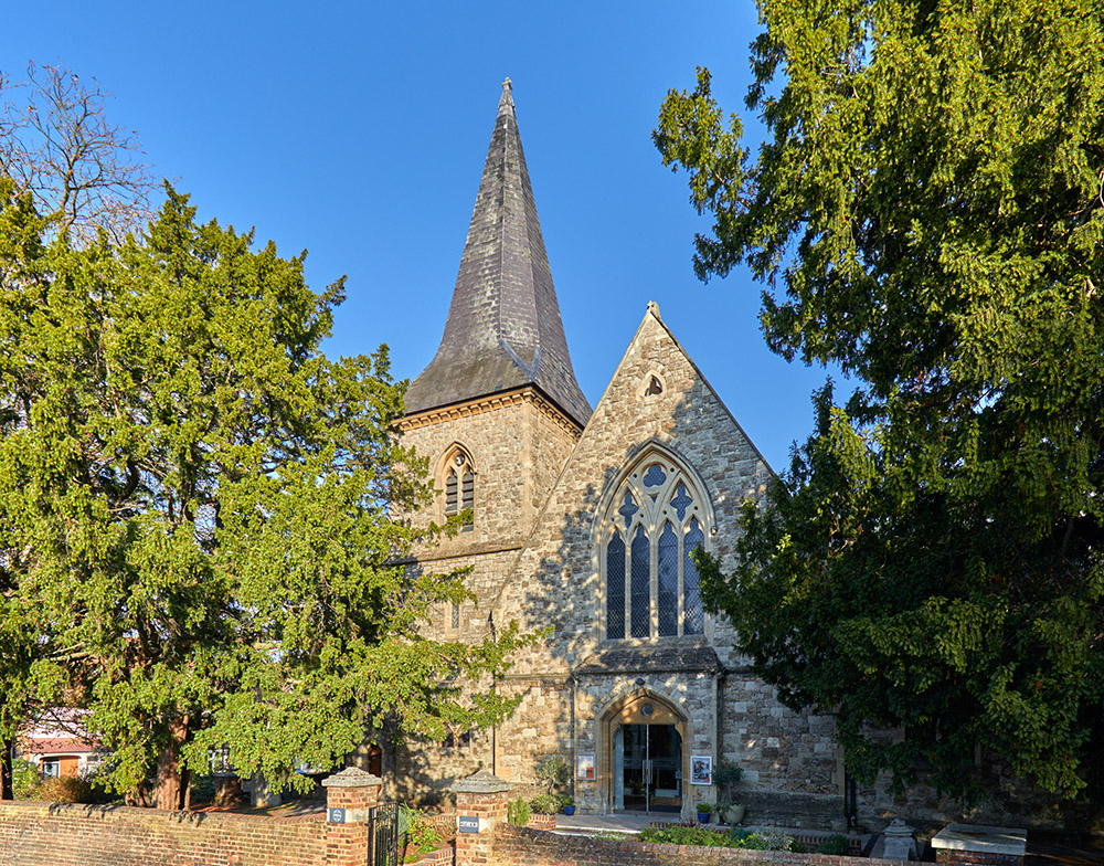 St Mary's, East Molesey -