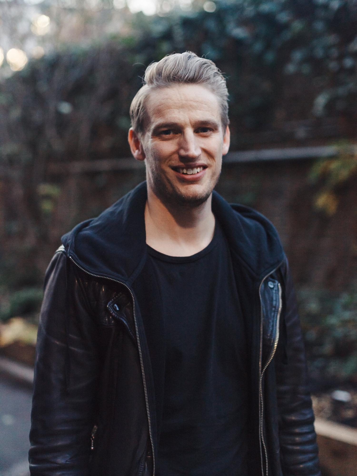 Tim Cooke - Worship Team Manager