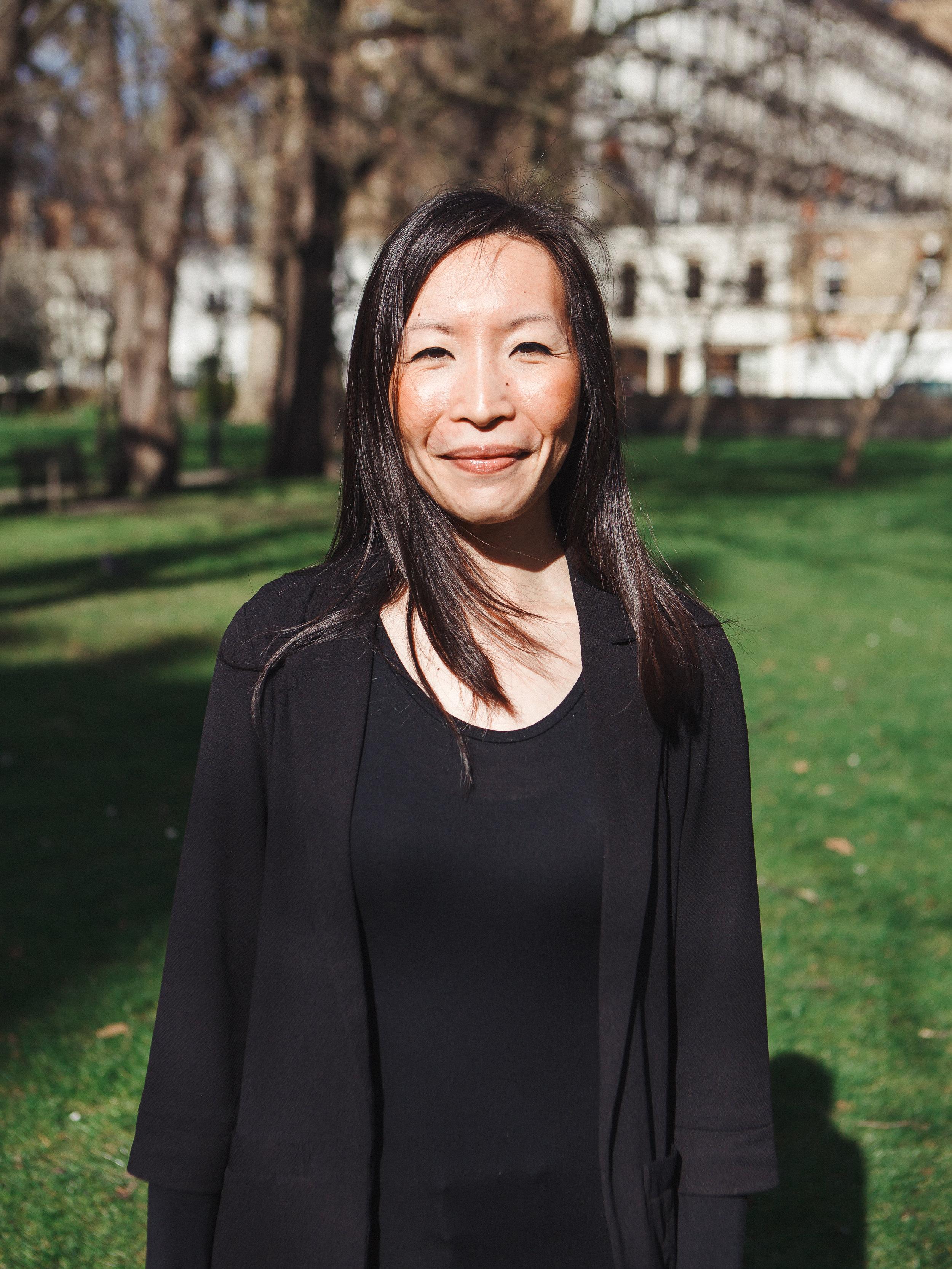 Katherine Chow - Ordinand