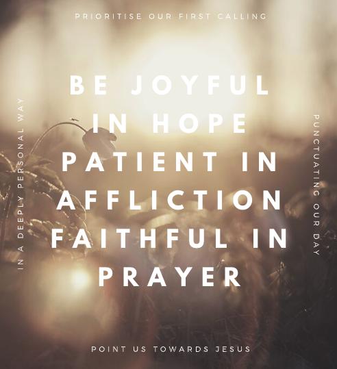 PRAYER Rhythms - Download materials