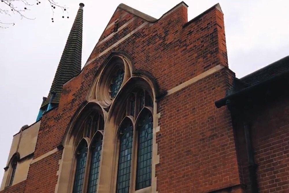 CHRIST CHURCH FELTHAM -