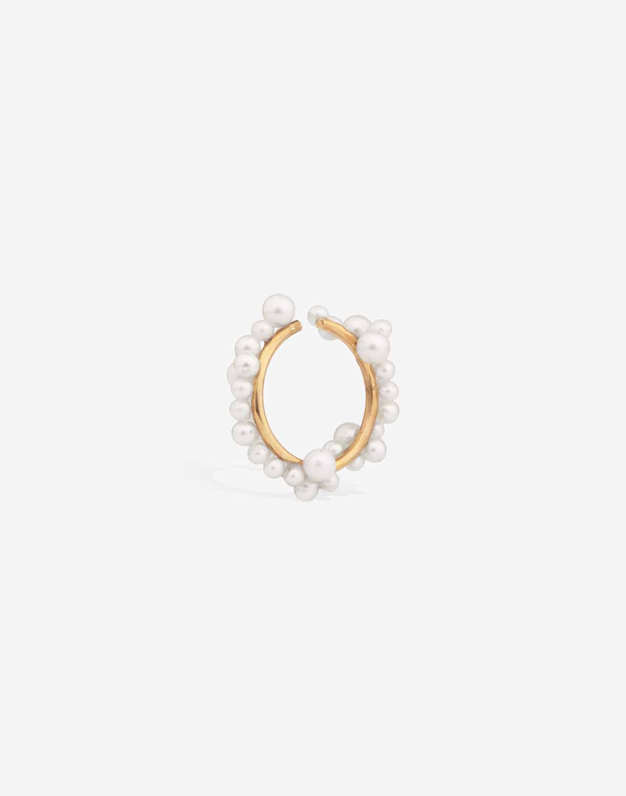 Completedworks-Tied-18ct-Yellow-Gold-plating-on-Silver-Ear Cuff-A1019-1.jpg
