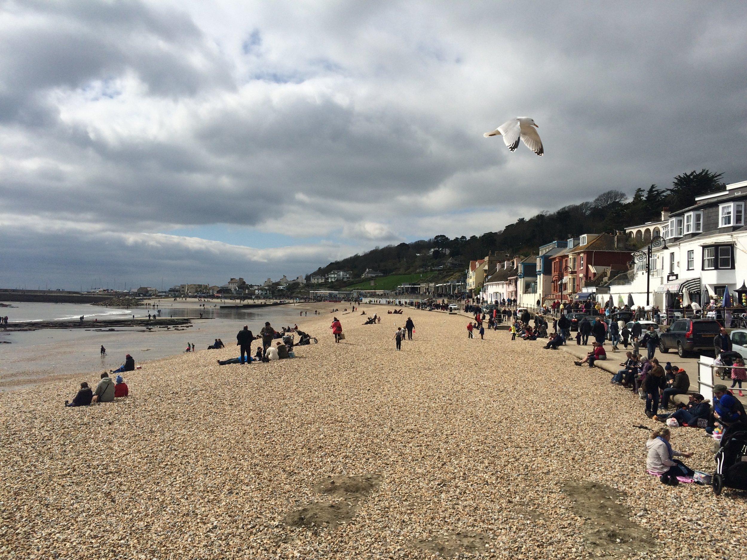 Lyme Regis Dorset, United Kingdom