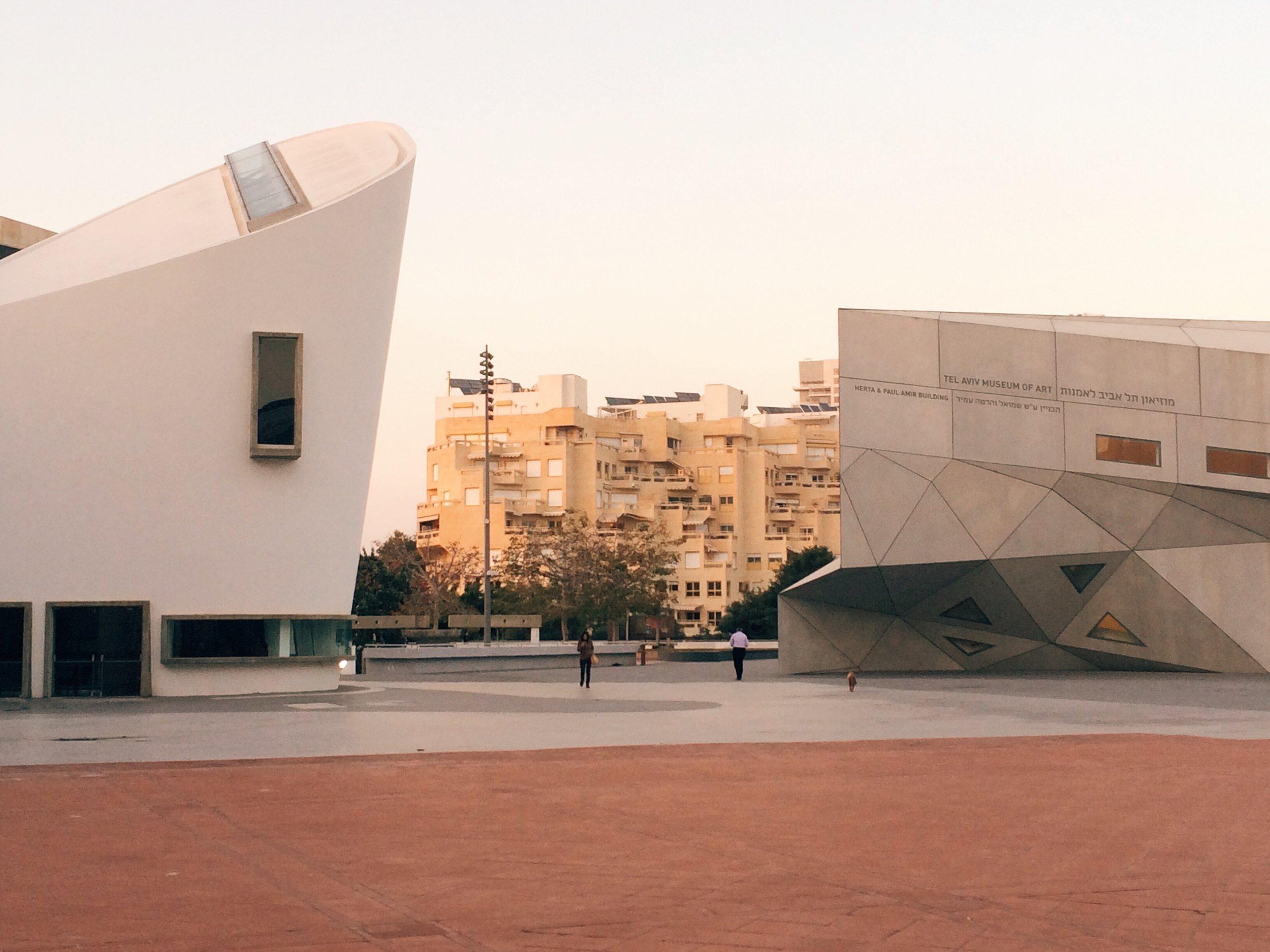 Tel Aviv Museum of Art Tel Aviv, Isreal