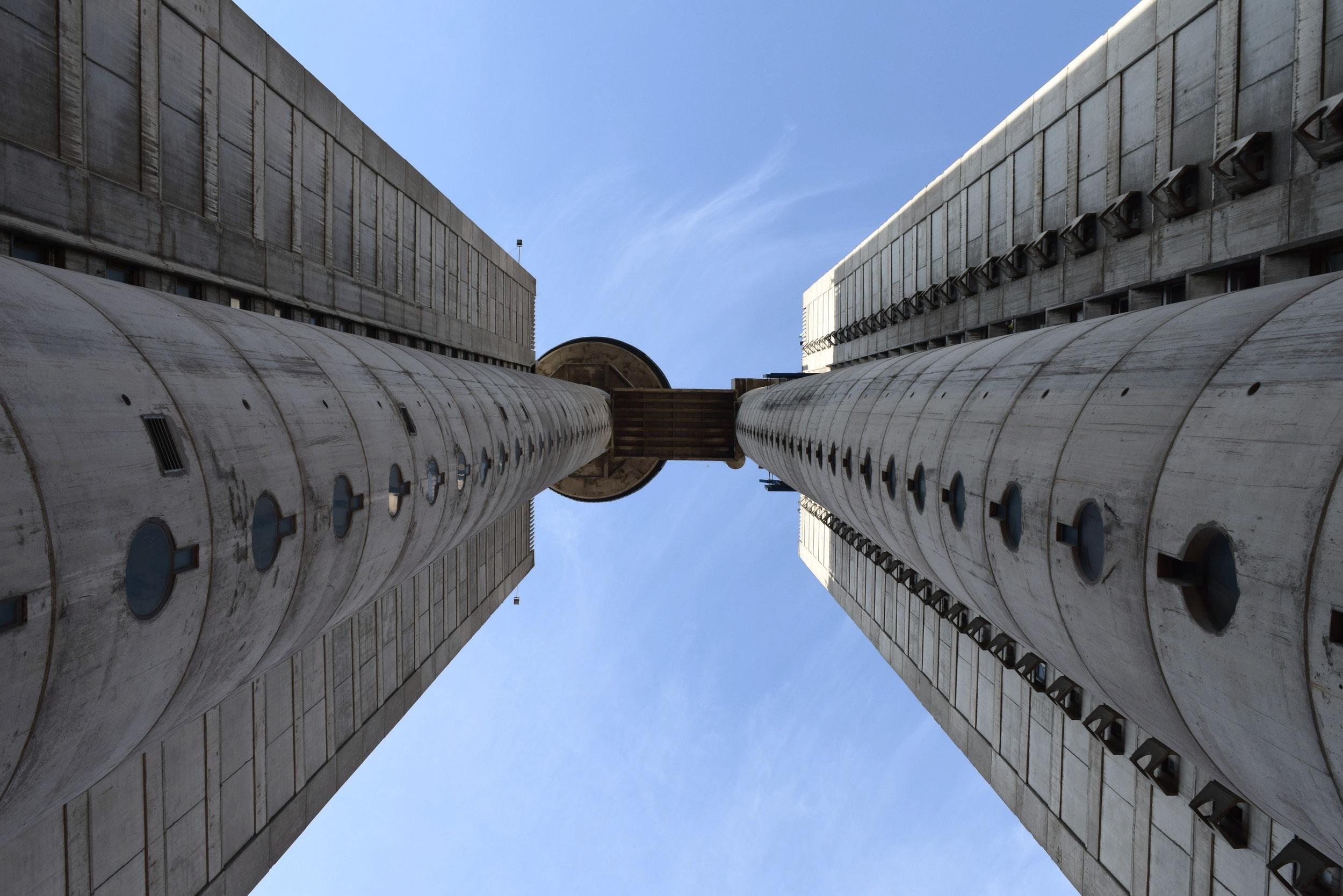 Genex Tower Belgrade, Serbia