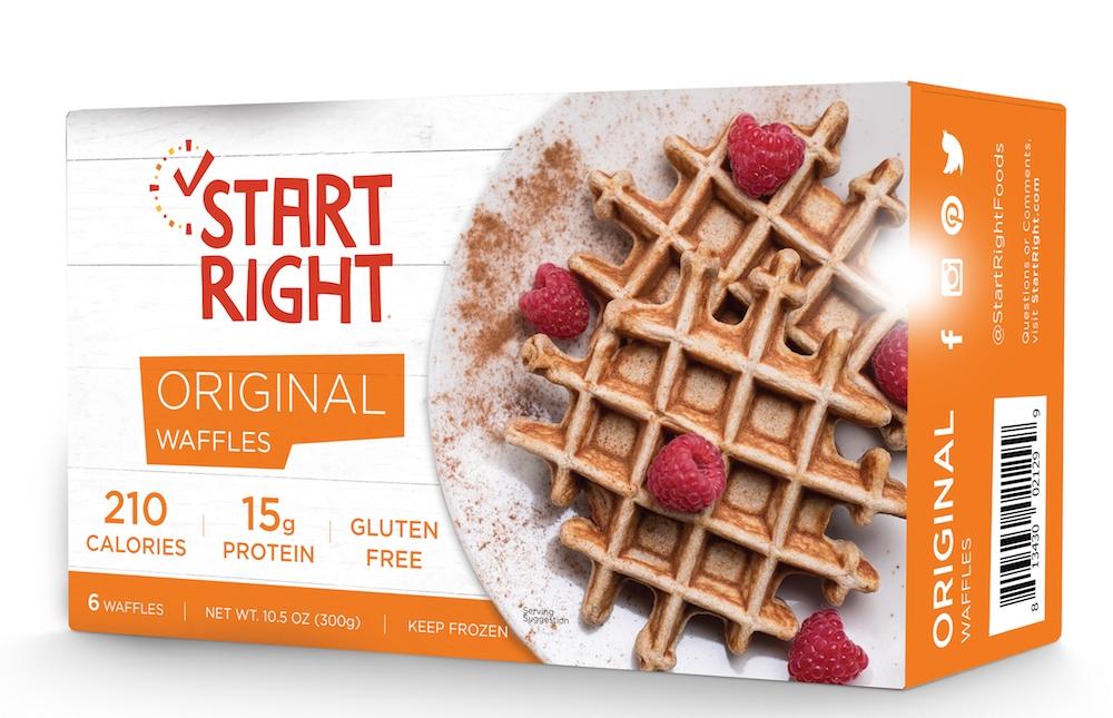 Belgian waffles, frozen waffles, toaster waffles, cinnamon waffles, Start Right, Start Right Foods, protein waffles, raspberry waffles, gluten free waffles, waffle recipe, gluten free waffle recipe