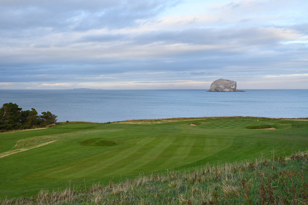 ...of East Lothian courses....
