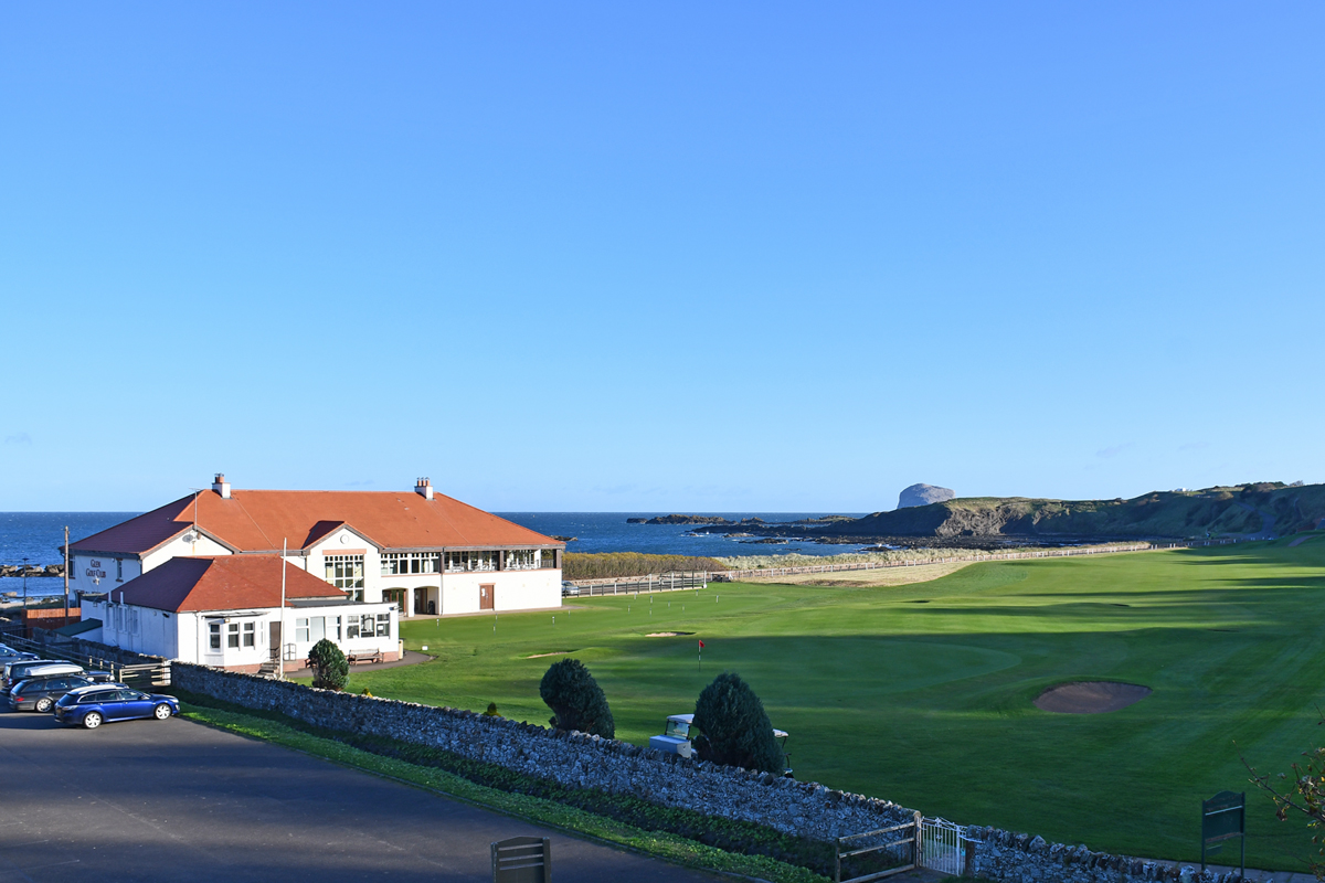 Welcome to The Glen, East Links, North Berwick...