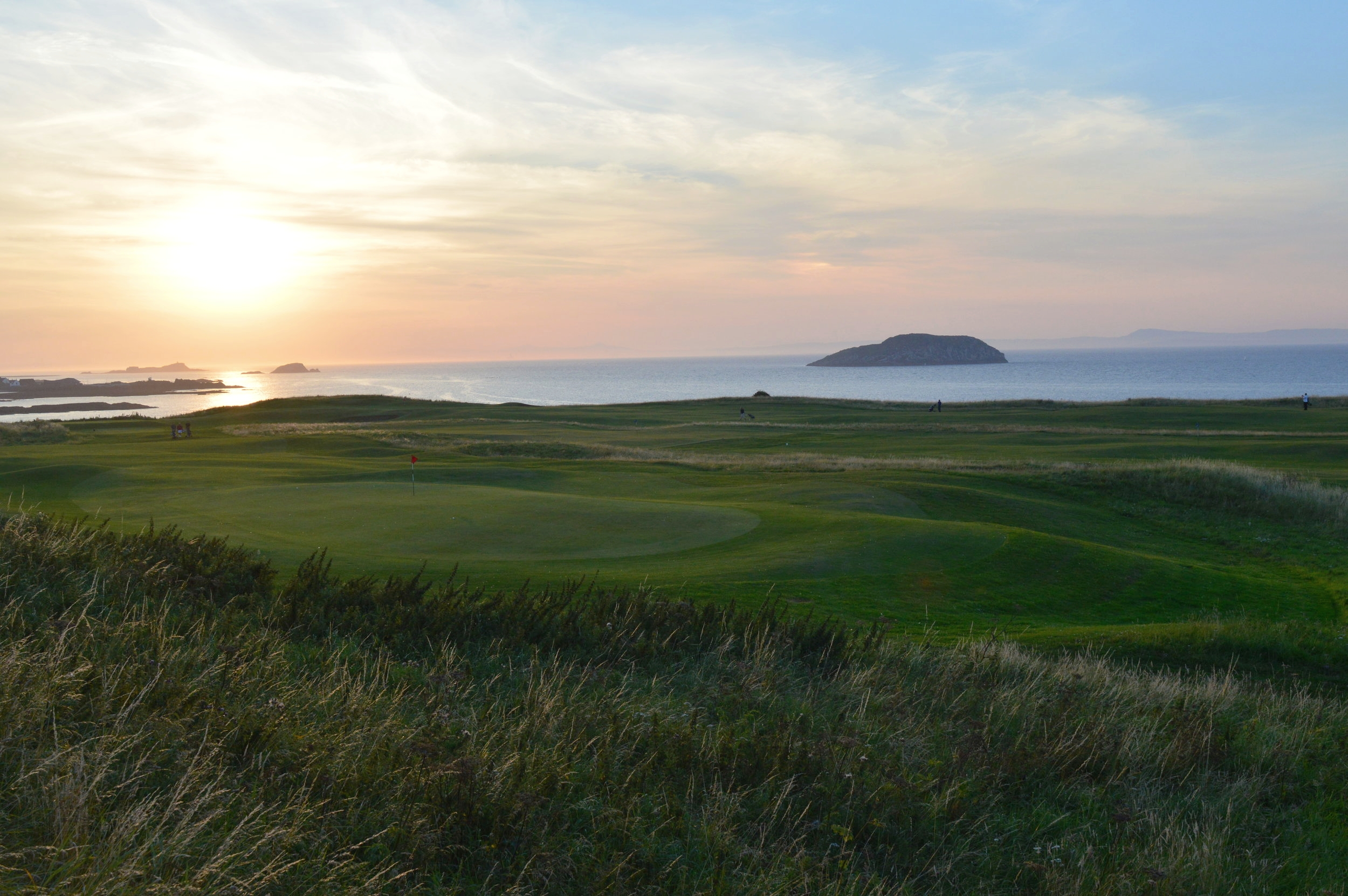 ...each hole offers panoramic views...      Member's Online Booking   Visitor Tee Time Booking