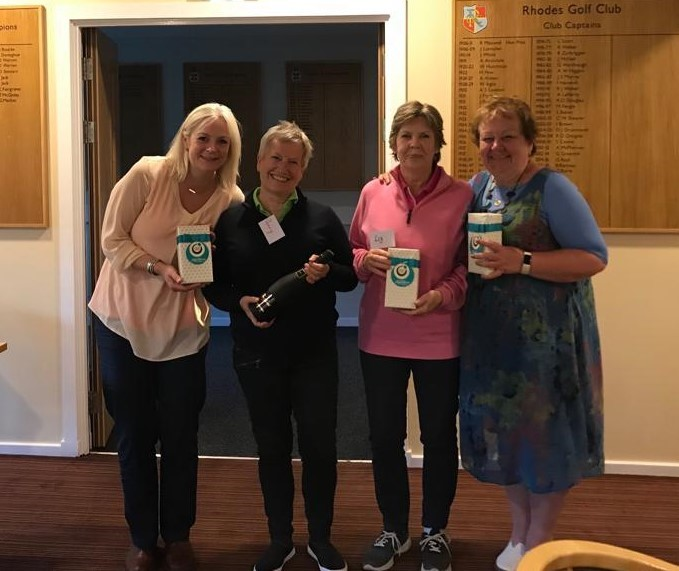 It was a cool evening but the Ladies were undeterred and proved their skills on the putting green with Penny taking the prize of a bottle of fizz. The quiz went to a tense tie breaker but was eventually won by Fiona, Liz and Sheila.