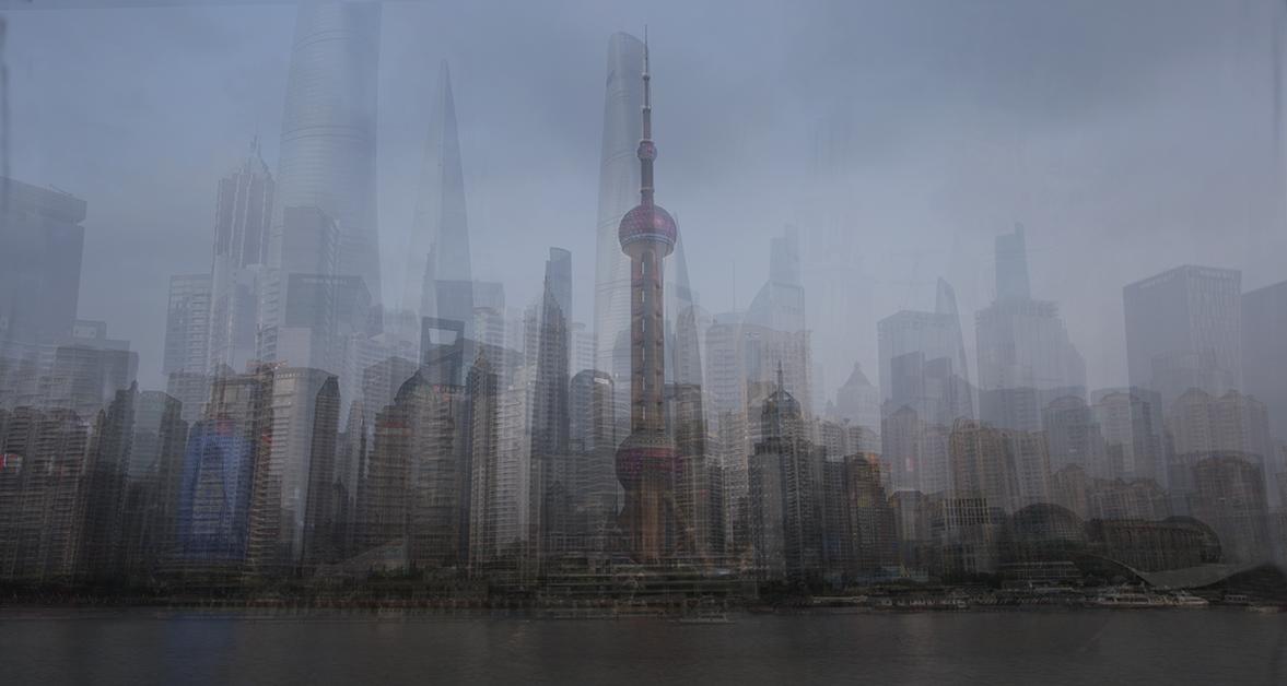 an ambition #2  Big Eye Shanghai 130240Cm Archival Inkjet 2016