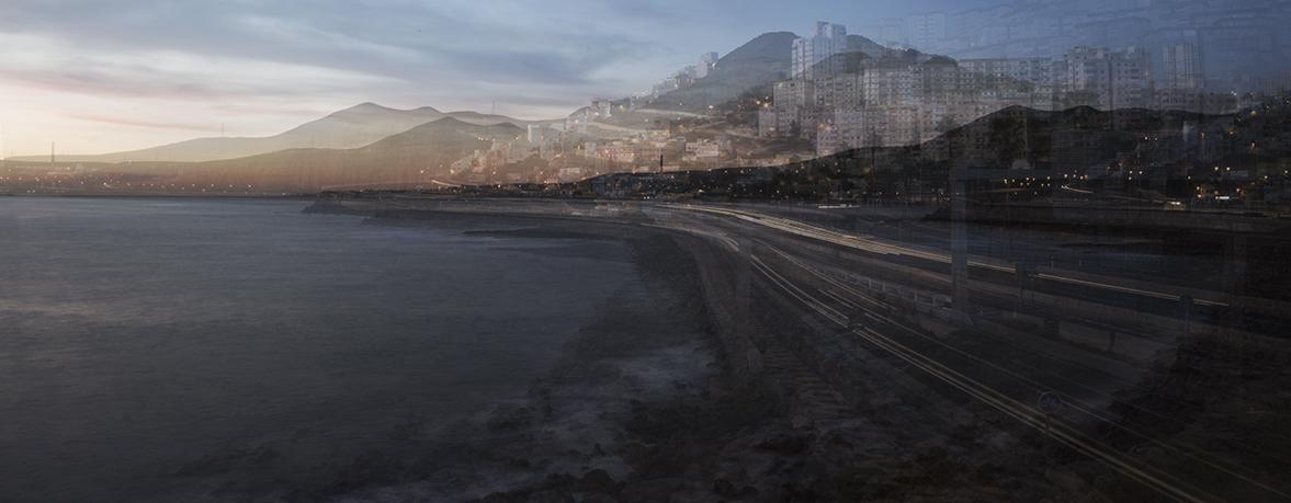 Dawn  Big Eye Gran Canaria 50150Cm Archival Inkjet 2016