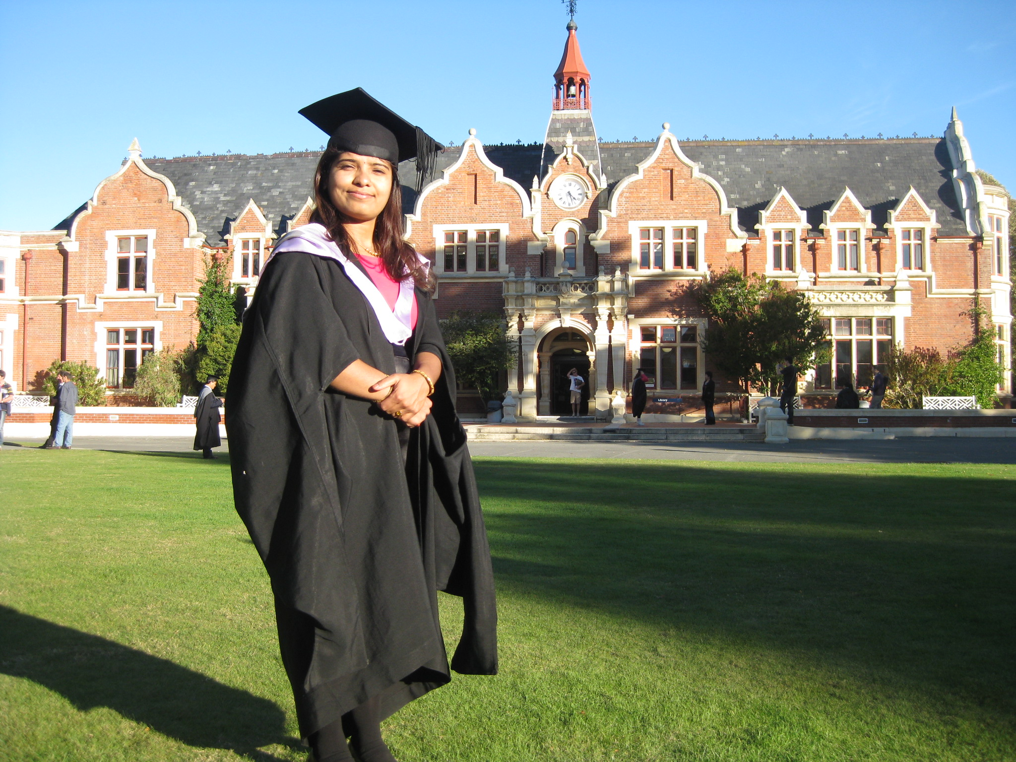 Ms Salina Poudyal - Ms Salina Poudyal completed her masters degree in Environmental Policy and is currently working towards a PhD at New Zealand.