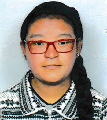 Chhewang Palmu Sherpa   From Solu-Khumbu. Studied Hotel Management at Little Angels Higher Secondary School for 2 Years (Aug 2016-May 2018).