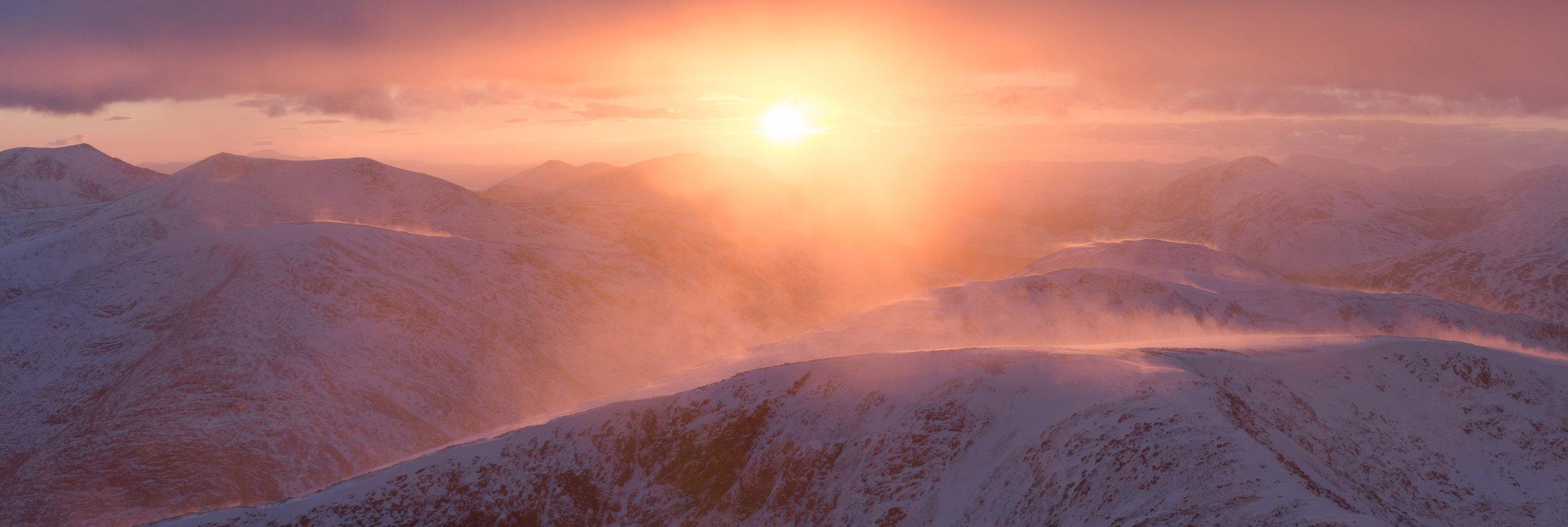 Stob Ghabhar sunset.jpg