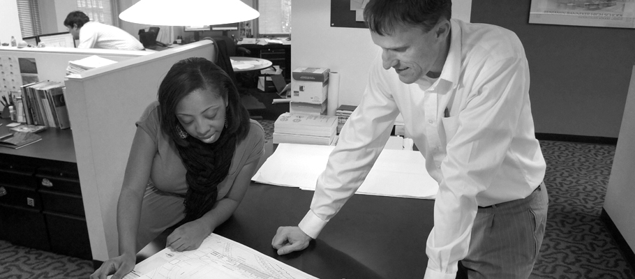 CULTURE - Design excellence, creativity, and providing exceptional service characterize the Gardner Spencer Smith Tench & Jarbeau culture.