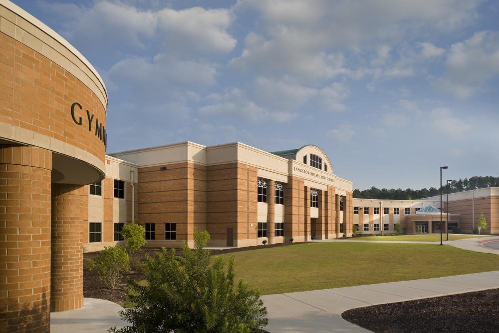 Langston Hughes High School -