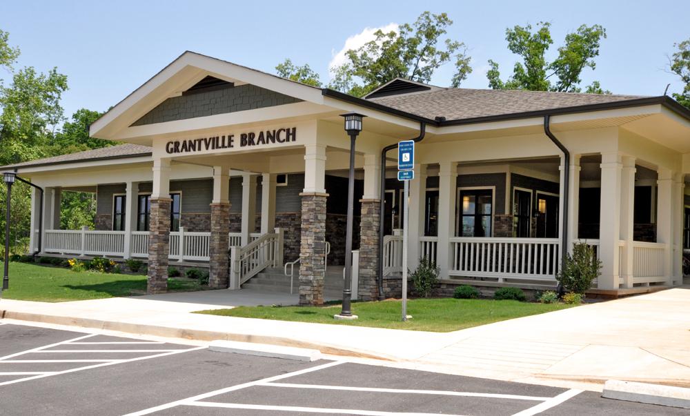 Coweta County Library Grantville -