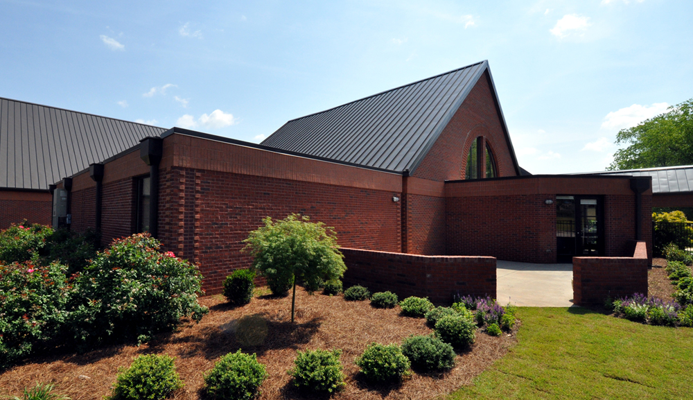 Coweta County Library  A. Mitchell Powell Jr. -