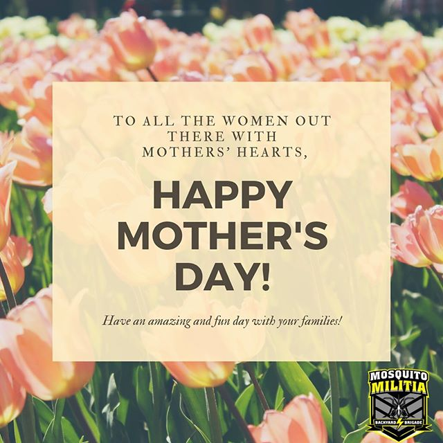 We hope all the mothers out there have a fantastic day. Whether you have children in your home or only in your heart, we celebrate you today!