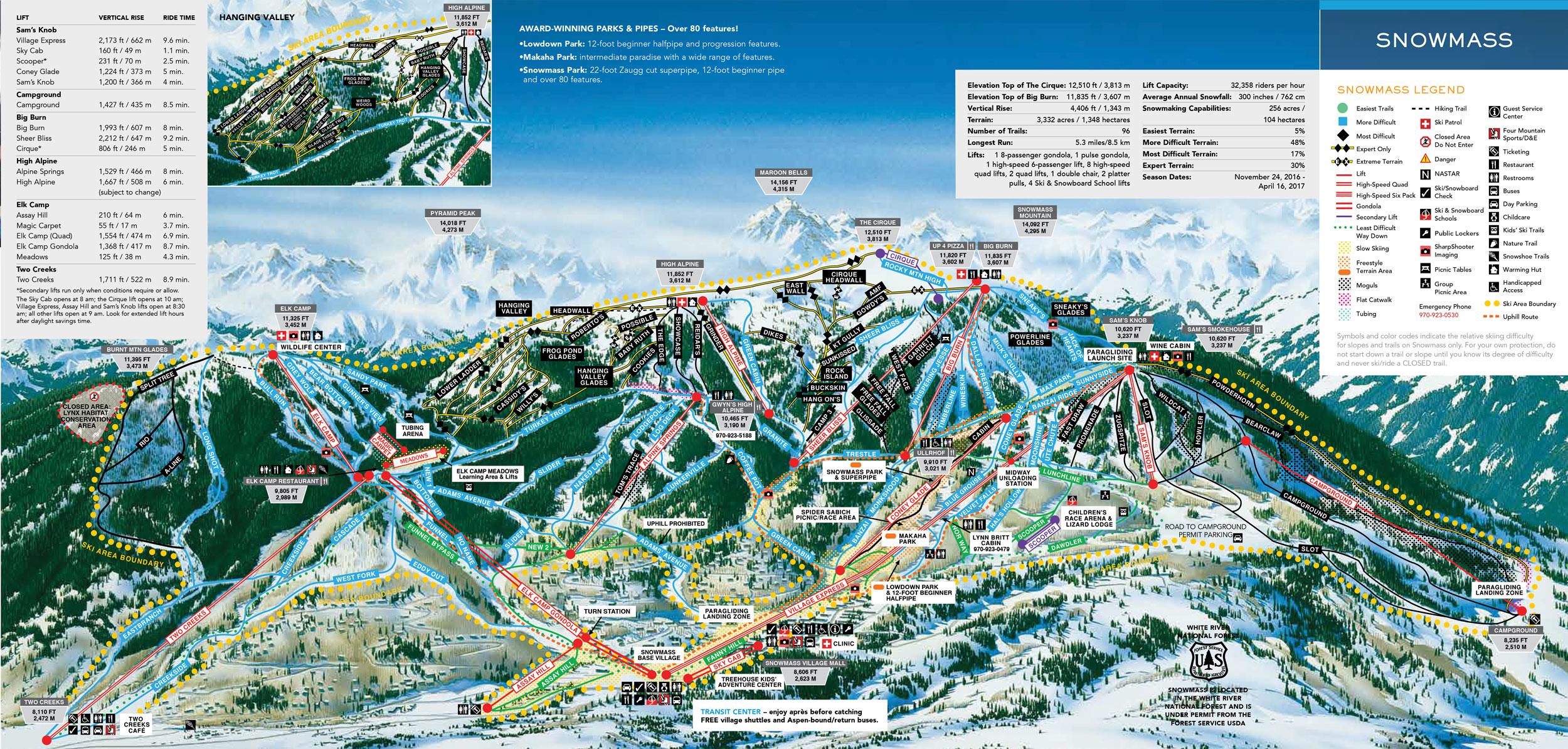 Aspen Snowmass 2021
