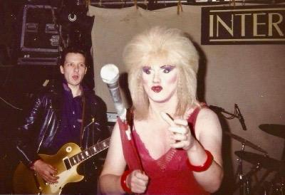 Jayne County, International 1, Manchester 1988 © Andy Wainwright.jpg