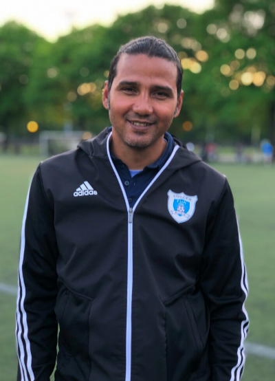 Coach Campos - US Soccer National B license