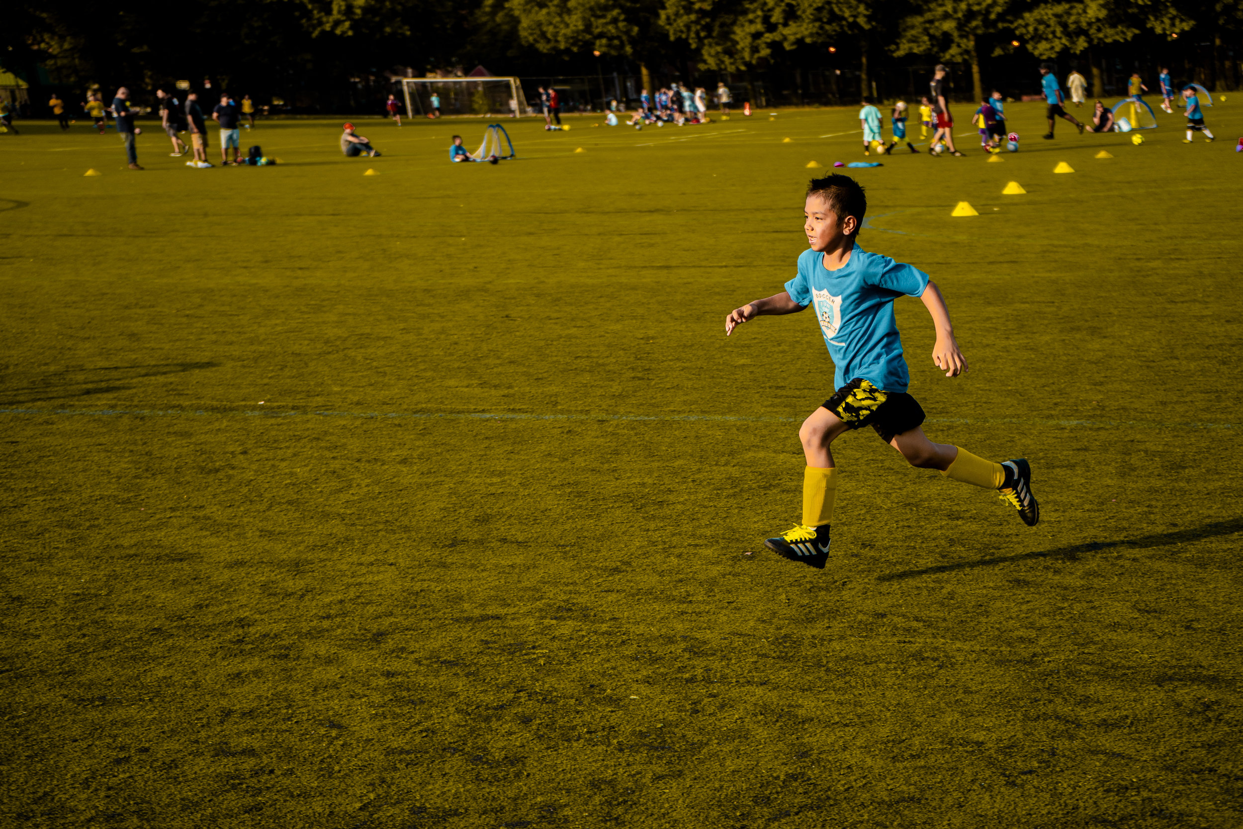 BOYS SOCCER - Our Boys soccer programs are our premier team options for players ready for travel soccer.