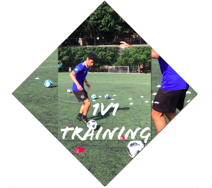 Balls Mastery, and SAQ (Speed Agility & Quickness) training.