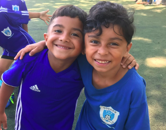 Be part of the fun! - Soccer Fun for Kids Club is happy to work with Soccer R Us Program! This partnership will bring great soccer classes for kids ages 3, 4, 5, & 6 all year round.