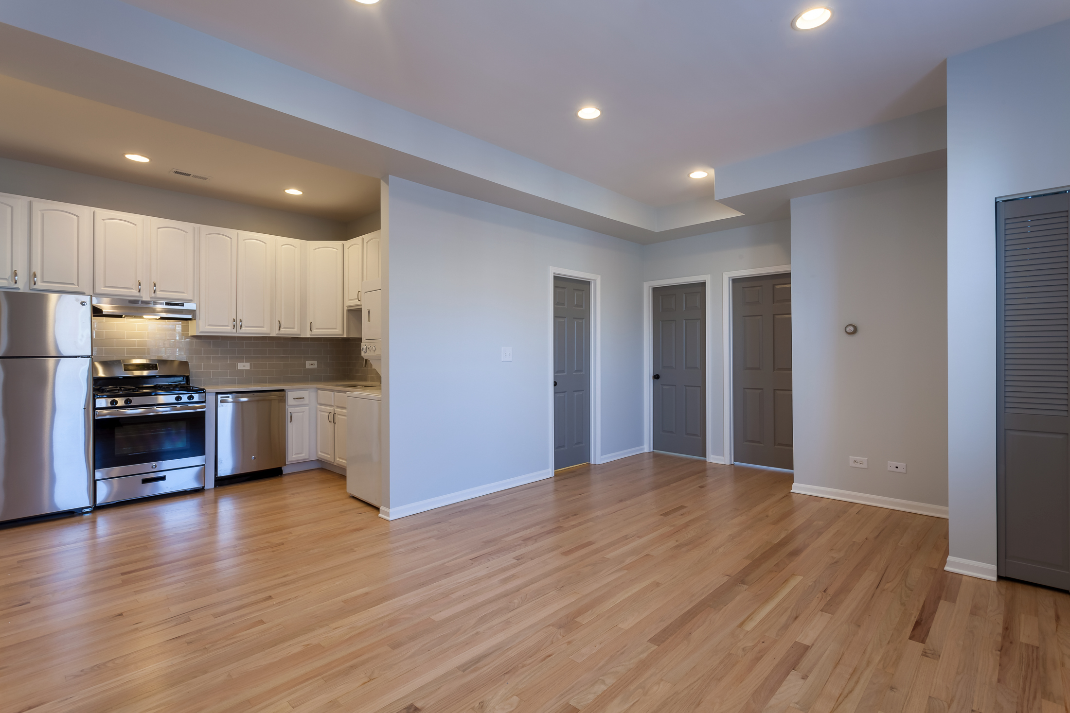 Lincoln Park Rental - Construction Cost: $17,000Construction Time: 3 Weeks