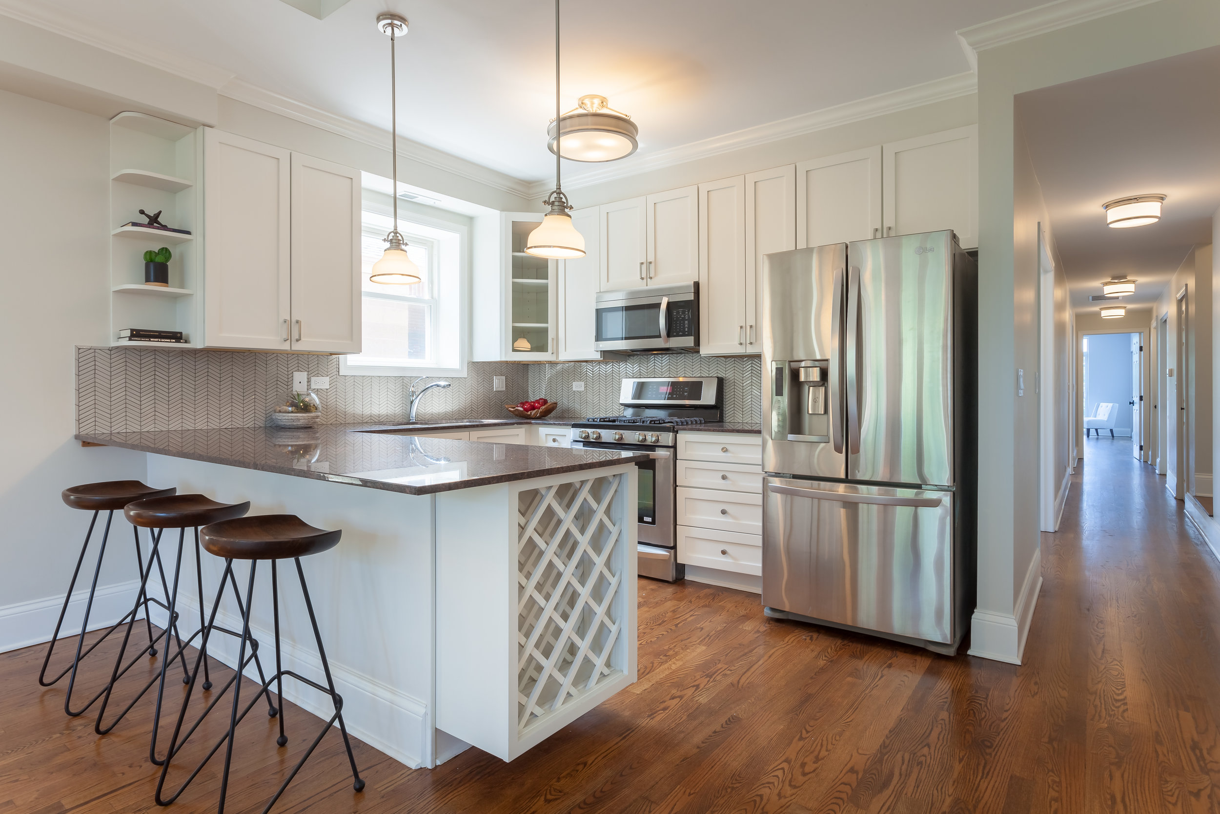 Northside Duplex - Construction Cost: $40,000Construction Time: 4 WeeksMarket Time: 1 DayList Price: $615,000Sale Price: $609,000