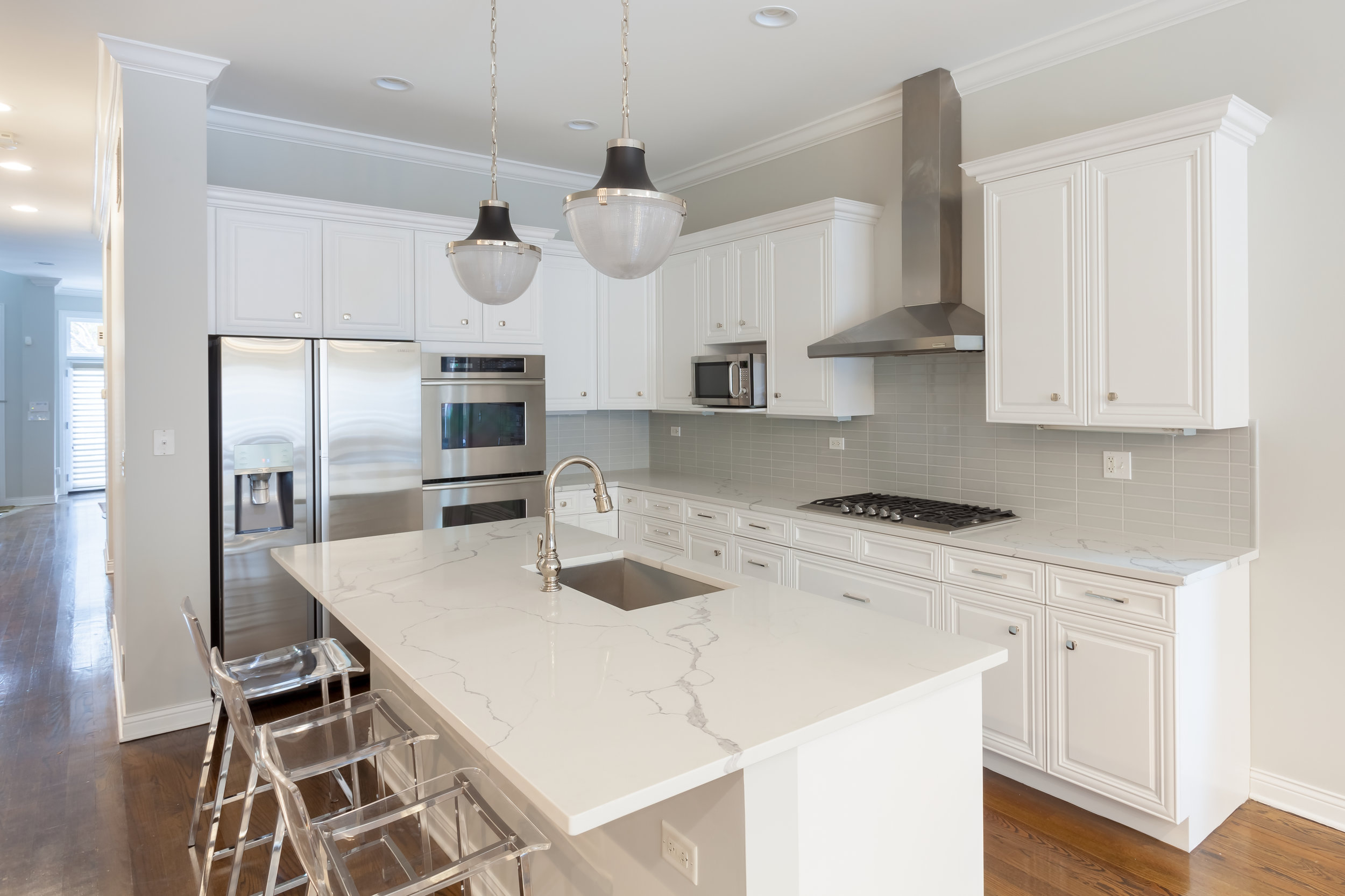 Lincoln Park Single Family - Construction Cost: $25,000Construction Time: 2 WeeksList Price: $1,299,000Sale Price: $1,235,000