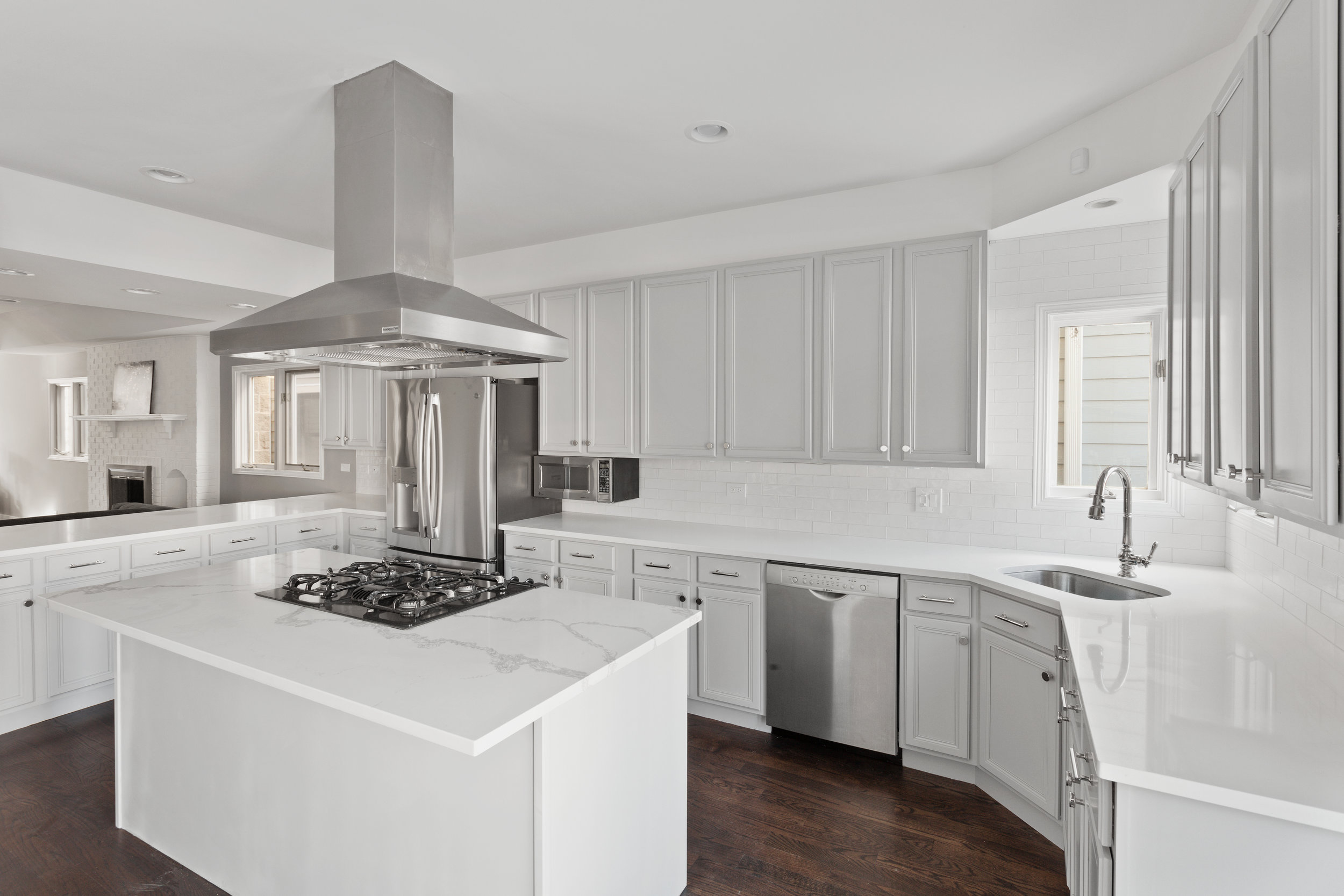 Lincoln Park Single-Family - Construction Cost: $39,000Construction Time: 4 weeksList Price: $1,149,900Market Time: 28 days