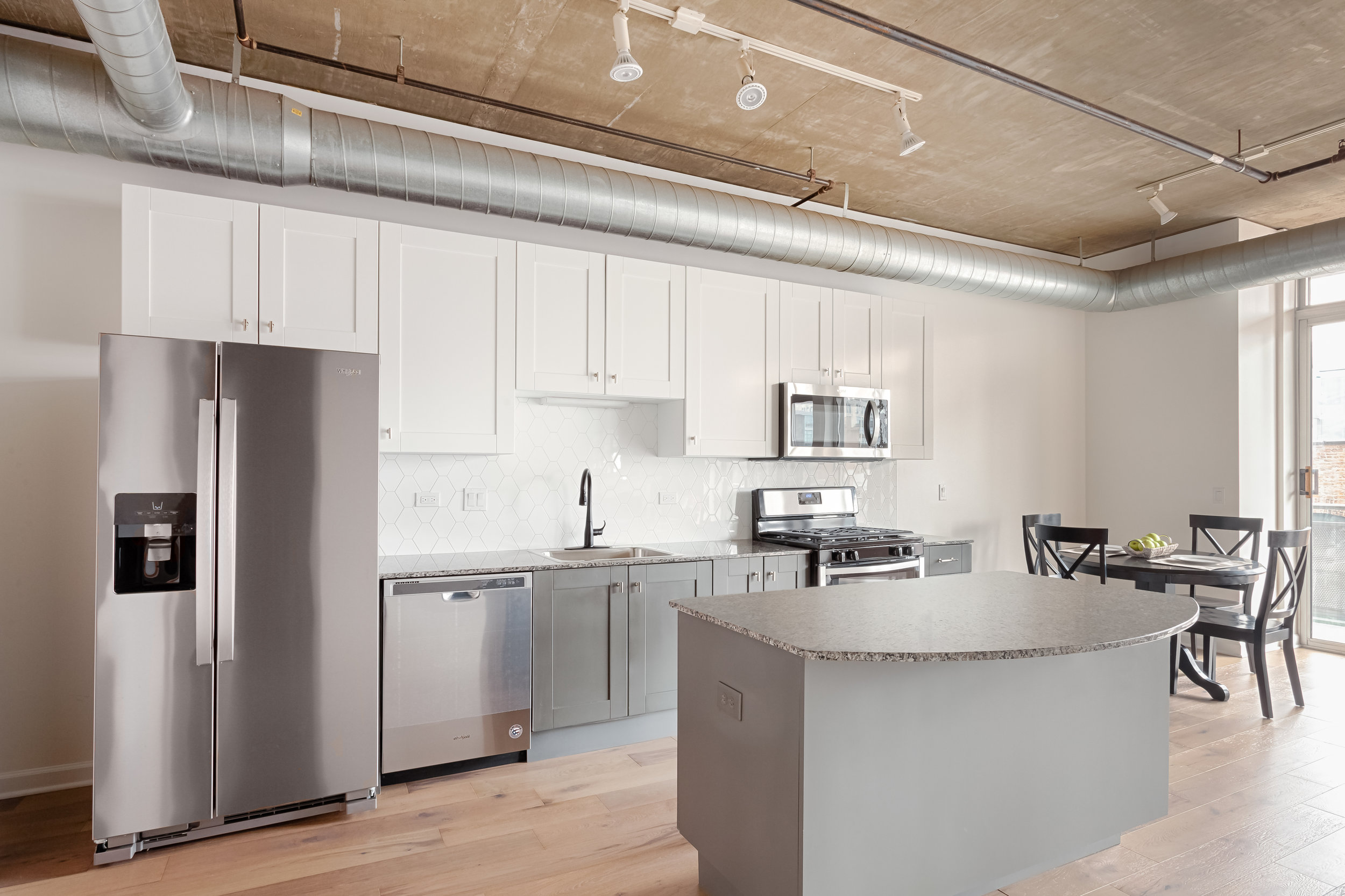 West Loop Loft - Construction Cost: $28,000Construction Time: 4 weeksList Price: $365,000Sale Price: $360,000Market Time: 3 Days