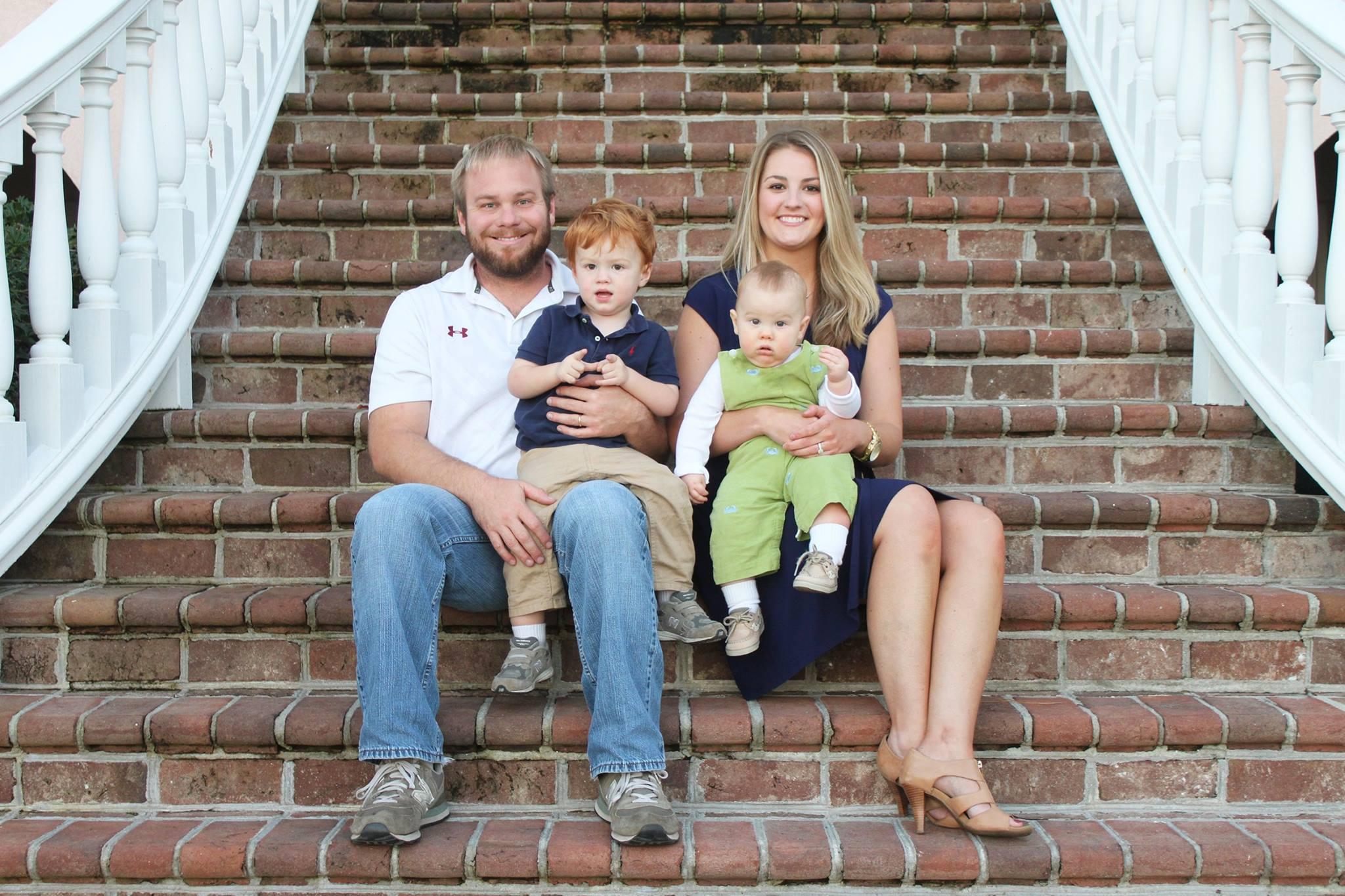 Shae-Chambers-Helms-Family