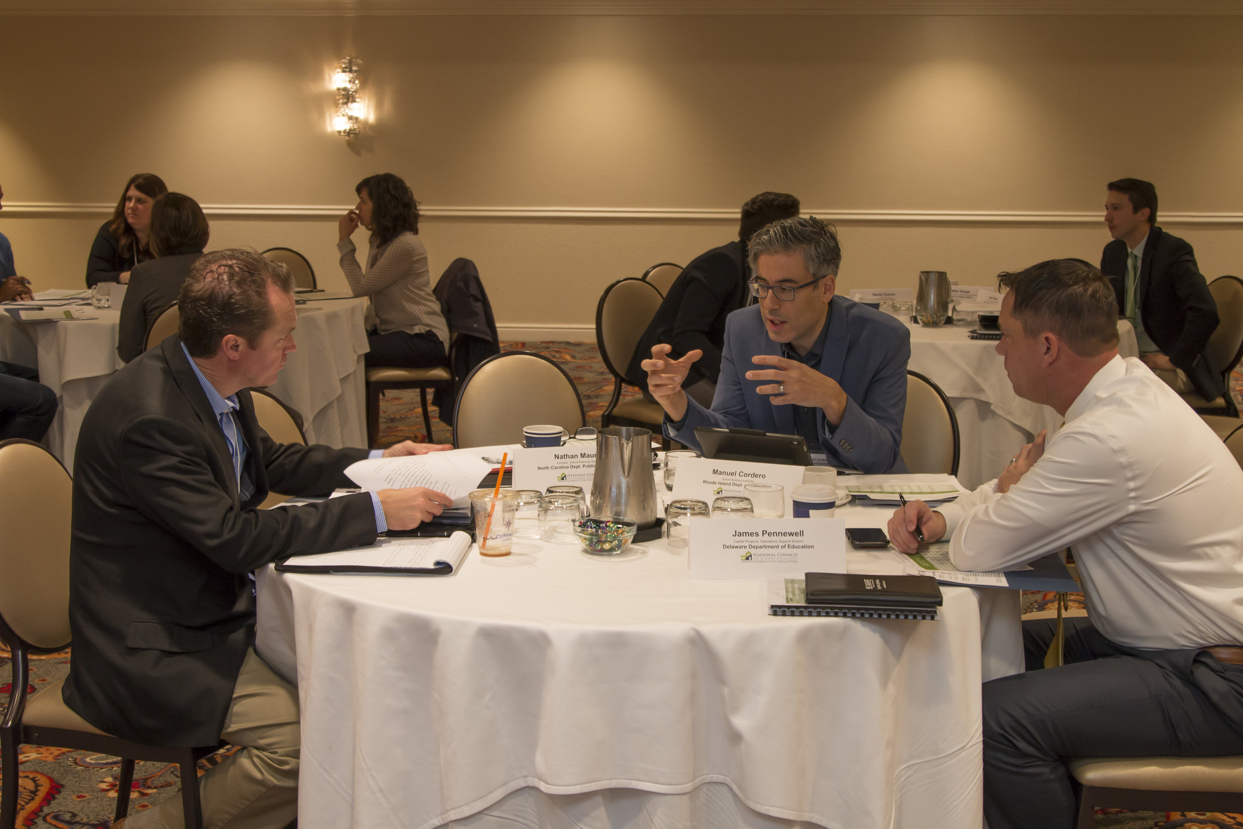 2018 NCSF Annual Meeting Table Discussion