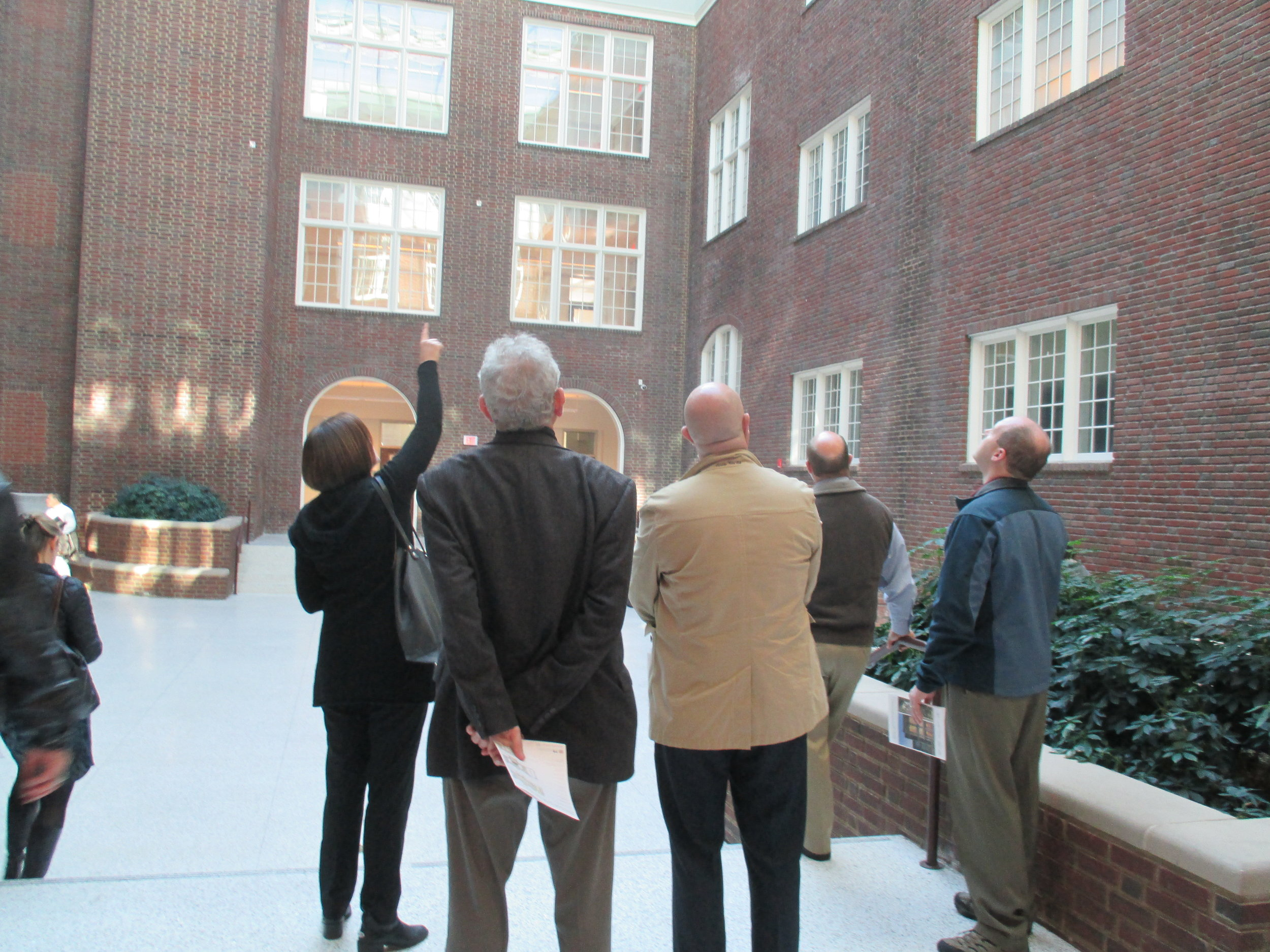 2015 NCSF Annual Meeting School Facility Tour