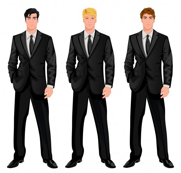 why man should not wear a black suit - freepik.com.jpg