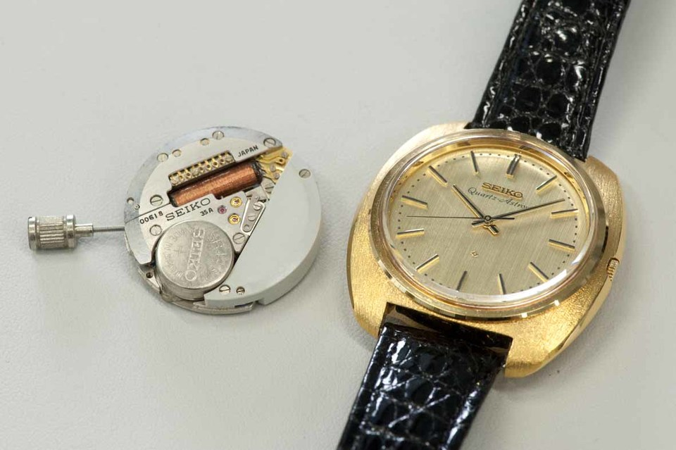 Seiko Astron   Source: Time + Tide Watches