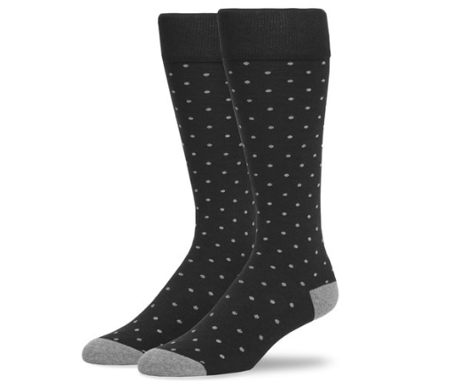 # 5 -  Mack Weldon Over the Calf Socks